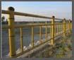 太陽能欄杆